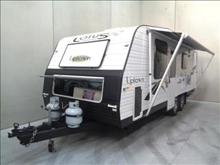 2011 Lotus Caravans UPTOWN Off Road