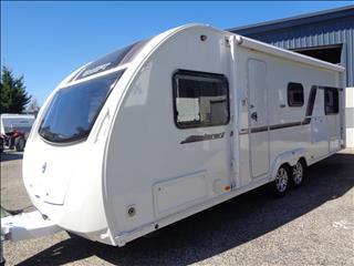 2014 Swift Explorer 6 Family Caravan