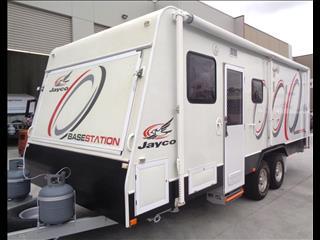 2008 Jayco Basestation 20.64-6OB