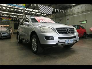 2005 MERCEDES-BENZ ML 350 CLASSIC (4x4) W163 4D WAGON