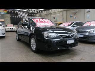 2011 SUBARU IMPREZA R (AWD) MY11 5D HATCHBACK