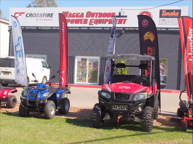 Motorcycle & Mower Retail. Owners would love to retire, so this is a genuine bargain!