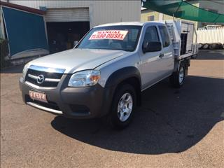 2009 MAZDA BT-50 BOSS B3000 FREESTYLE DX+ 09 UPGRADE C/CHAS