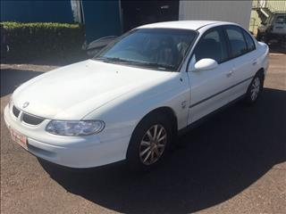 1999 HOLDEN COMMODORE ACCLAIM VT 4D SEDAN