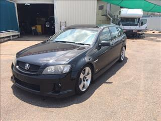2009 HOLDEN COMMODORE SS VE MY09.5 4D SPORTWAGON