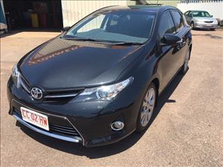 2013 TOYOTA COROLLA LEVIN ZR ZRE182R 5D HATCHBACK