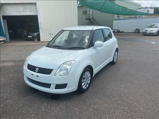 2009 SUZUKI SWIFT EZ 07 UPDATE 5D HATCHBACK
