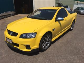 2011 HOLDEN COMMODORE SS-V VE II UTILITY