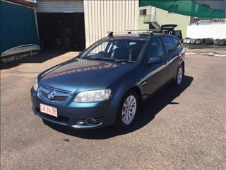2012 HOLDEN BERLINA VE II MY12 4D SPORTWAGON