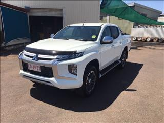 2019 MITSUBISHI TRITON GLS (4x4) MR MY19 DOUBLE CAB P/UP