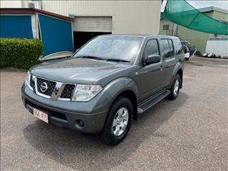 2008 NISSAN PATHFINDER ST (4x4) R51 08 UPGRADE 4D WAGON