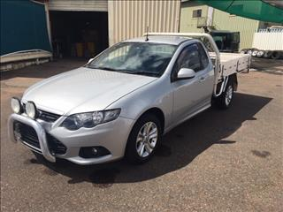 2012 FORD FALCON XR6 FG UPGRADE UTILITY