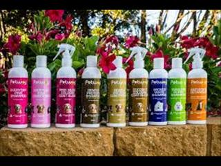 PETWAY ORGANIC PET SHAMPOO, CONDITIONER AND COLOGNE!