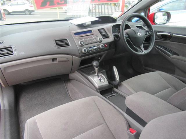 2008 HONDA CIVIC VTI-L MY08 4D SEDAN