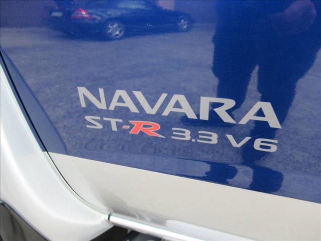 2004 NISSAN NAVARA ST-R 4X4 D22 DUAL CAB PUP