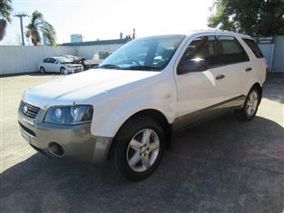 2006 FORD TERRITORY TS RWD SY 4D WAGON
