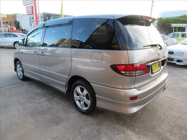 2005 TOYOTA ESTIMA MCR40 AERAS 8 SEATS 4WD
