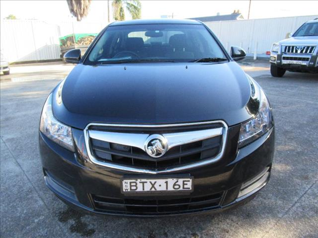 2011 HOLDEN CRUZE CD JG 4D SEDAN
