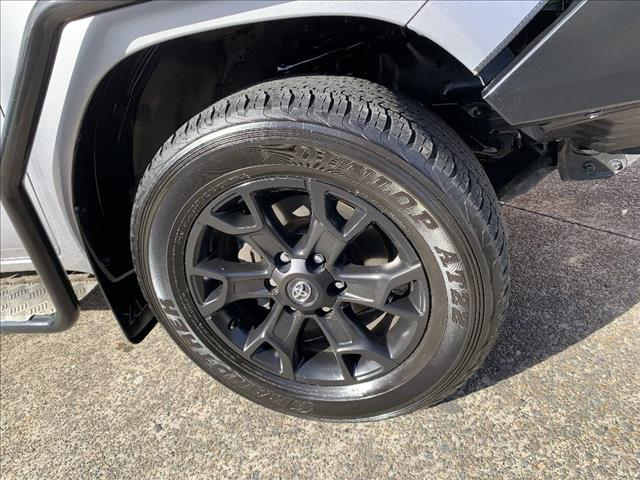 2015 TOYOTA HILUX SR5 4X4 GUN126R DUAL CAB UTILITY