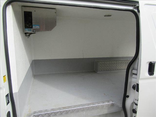 2012 TOYOTA HIACE LWB TRH201R MY12 UPGRADE 4D VAN