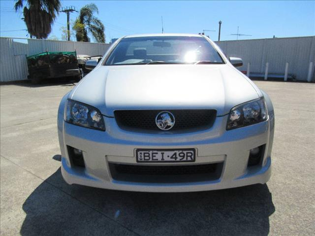 2008 HOLDEN COMMODORE SS VE UTILITY