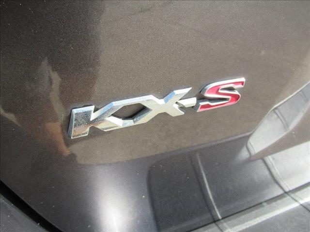 2011 TOYOTA KLUGER KX-S 4X4 GSU45R MY11 UPGRADE 4D WAGON