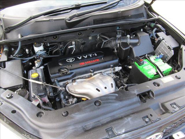 2006 TOYOTA RAV4 CRUISER 4X4 ACA33R 4D WAGON