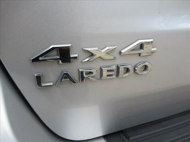 2012 JEEP GRAND CHEROKEE LAREDO 4X4 WK MY12 4D WAGON