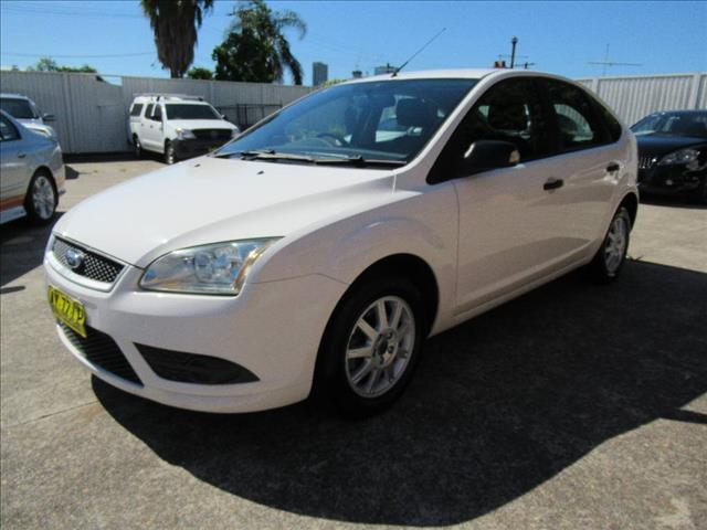 2008 FORD FOCUS CL LT 5D HATCHBACK