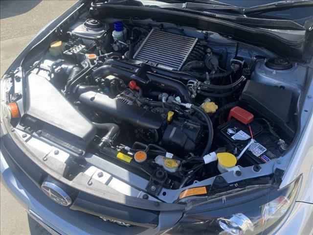 2012 SUBARU WRX PREMIUM AWD MY12 4D SEDAN