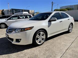 2008 HONDA ACCORD EURO LUXURY 10 4D SEDAN