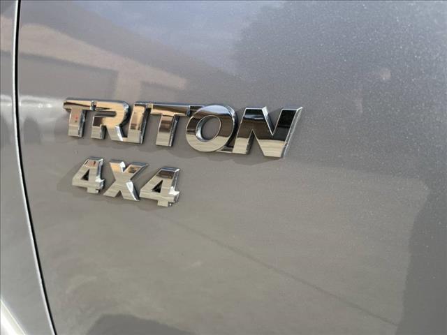 2012 MITSUBISHI TRITON GLX-R 4X4 MN MY12 DOUBLE CAB UTILITY