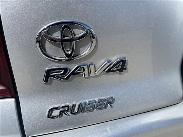 2005 TOYOTA RAV4 CRUISER 4X4 ACA22R 2D WAGON