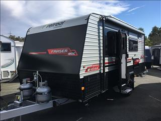 2017  RETREAT FRASER  180C CARAVAN