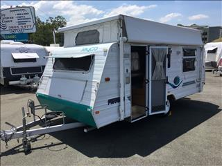 2004  JAYCO FREEDOM   POP TOP