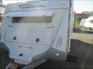 2007  COROMAL P613 XC  PRINCETON CARAVAN