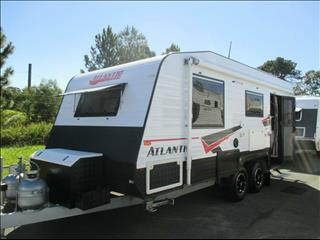 2015  ATLANTIC NEW GENERATION   CARAVAN