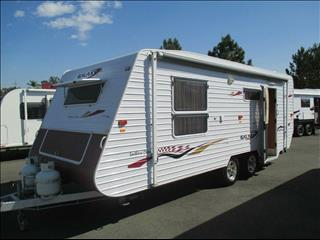 2006  GALAXY SOUTHERN CROSS   CARAVAN