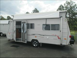 2004  COROMAL 512  CORVAIR POPTOP
