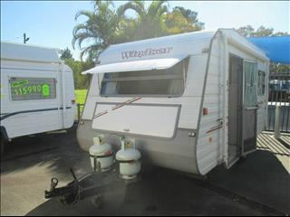 1996  WINDSOR SUNCHASER