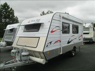 2012  NEW AGE LITTLE JOEY   CARAVAN