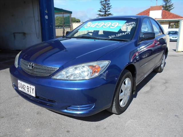 2004  TOYOTA CAMRY ALTISE ACV36R UPGRADE 4D SEDAN