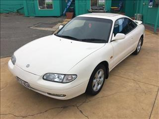 1992  MAZDA MX6 (4WS)  2D COUPE