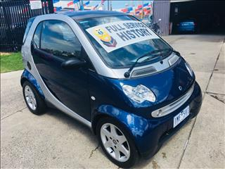 2006 SMART FORTWO COUPE 2D COUPE