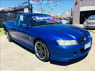 2005 HOLDEN COMMODORE S VZ UTILITY