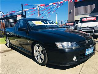 2003 HOLDEN COMMODORE SS VY UTILITY