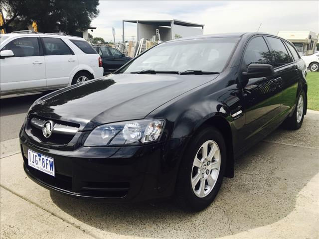 2009 HOLDEN COMMODORE OMEGA VE MY09.5 4D SPORTWAGON