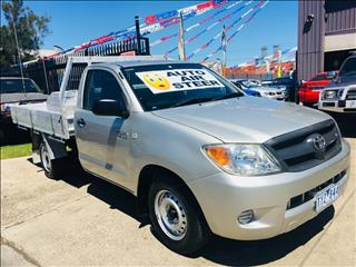 2006 TOYOTA HILUX SR GGN15R 06 UPGRADE C/CHAS