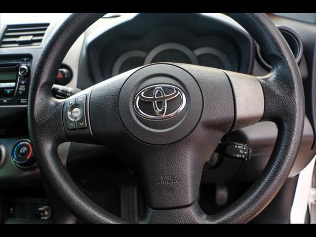 2010  Toyota RAV4 CV ACA38R Wagon