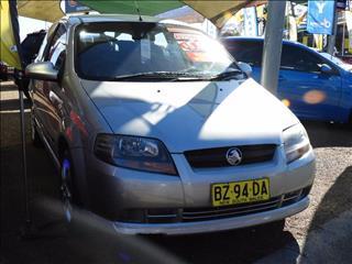 2005  Holden Barina  TK Hatchback